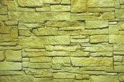 Камень искусственный декоративный Египетский желтый