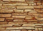 Искусственный декоративный камень Крымский коричневый