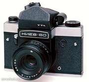 Продам фотоаппарат Киев-60,  объективы Зодиак и Carl Zeiss Flektogon