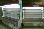 Продам регал холодильный пристенный 1, 8м.