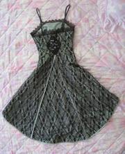 50 % скидка на изысканное платье Mirachel,  вопрос кто её получит?