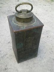 Емкость 1737 г.