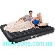 Кровать надувная виниловая 67796 Intex COIL BEAM CONSTRUCTION