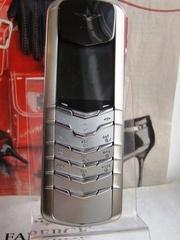 Vertu signature S1 1 сим. нержавеющая сталь,  керамика в одном стиле