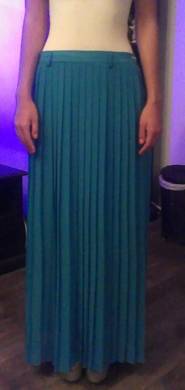 Купить длинные плиссированные юбки 6
