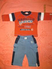 Спортивный костюм,  4-6 мес. Днепропетровск