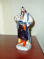 "Продам фарфоровую статуэтку ""Тарас Бульба"""