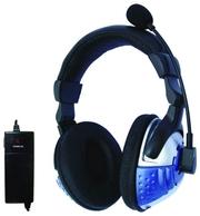 наушники с вибробасом и микрофоном Gembird AP-880