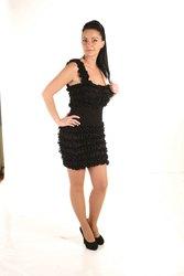 Платье Коко (маленькое черное платье)