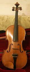 Продам хорошую скрипку без этикета (наклейки внутри)