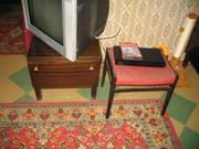 Продам СРОЧНОТВ тумба+журнальный столик