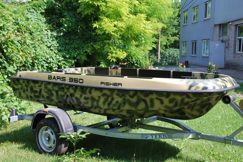 лодка барс 350 продам