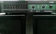 Строчно продам усилитель T.C.M. PT8002 Professional 2-800Вт