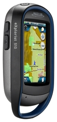 GPS навигатор Magellan eXplorist 510