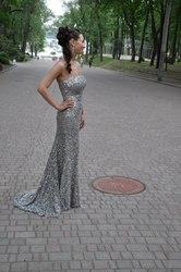 дорогое выпускное платье sherri hill