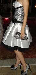 Фото платья и туфли на выпускной