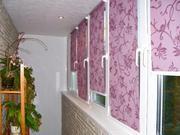 Рулонные шторы - фабрика окон Открытые окна. Днепропетровск,  Павлоград