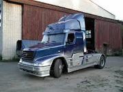 СТО «ПРИЗЕР» производит ремонт и обслуживание евро грузовиков