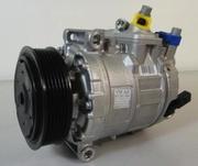 Продам оригинальный компрессор кондиционера Skoda на Шкода Фольксваген