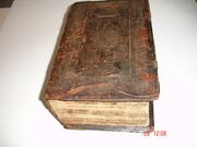 Продам оригінальну антикварну книжку - ПСАЛтирь  7159 рік С.М.З.Х (1652)