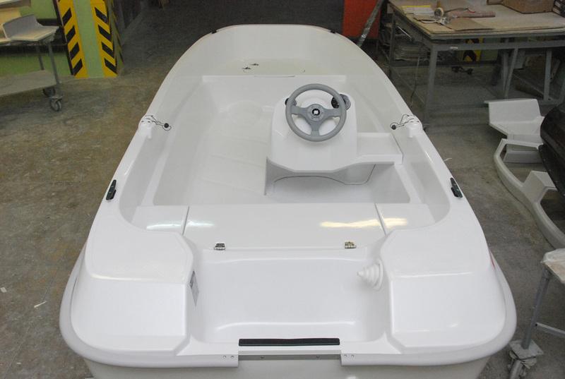 купить пластиковую лодку белгород