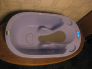 Ванночка детская DigiBath с электронными весами