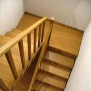 Все для деревянной  лестницы