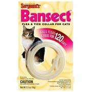 Sergeants БАНСЕКТ (Bansect) ошейник от блох для кошек