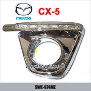 MAZDA CX5 CX-5 ДХО светодиодные дневные дневного света СВЕ 674MZ