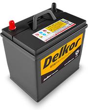 Аккумулятор Delkor 65 Ач Азия