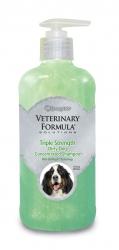 Veterinary Formula ТРОЙНАЯ СИЛА  шампунь для собак и кошек