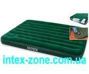 Продам самонадувающуюся кровать 66928 Intex