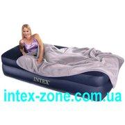 Продам односпальную надувную кровать Intex 66721