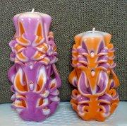 Декоративные свечи.