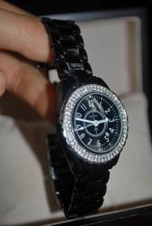 Новые часы CHANEL (качественная копия) Японский механизм. Материалы: