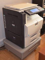 Продам цветной лазерный МФУ формата А3: Kyocera KM-C2525E