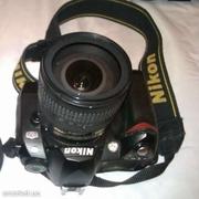 Nikon D70 kit AF-S 18-70 f/3, 5-4, 5 DX