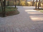 Тротуарная плитка - разнообразие форм и размеров.