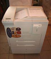 Принтер формата A3 лазерный HP LJ 8100dn из Европы с сетевой картой.