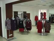 Модульное торговое оборудование для магазина одежды