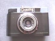 Продам фотоаппарат Смена-8