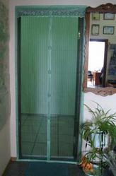 Антимоскитная штора на 16 магнитах (на балконные и входные двери)