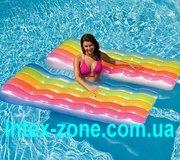 Продам надувной пляжный матрас 58876 Intex