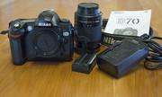 Nikon D70 AF-S 18-70 f/3, 5-4, 5 DX