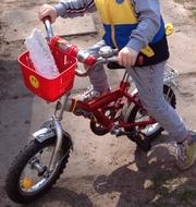 Продам велосипед б/у для ребёнка 2-3 года