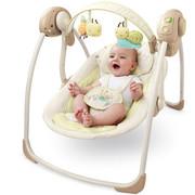 Детское кресло-качеля Bright Starts InGenuity Portable Swing