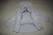 Детскую осеннюю куртку