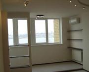 Выполняем все ремонтные услуги по балконам,  лоджиям.
