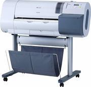 Продам плоттер цветной Canon W6200 формата А1 нерабочий