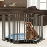 Savic ДОГ ПАРК ДЕЛЮКС (Dog Park de luxe) вольер для щенков